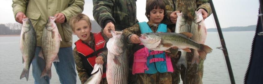 Kids Fishing!